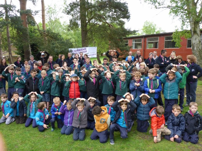 Group Activity Day 2016