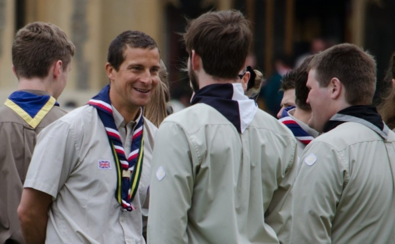 Queens National Scout Service & Parade 2015